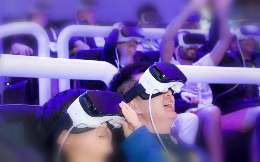 Sodapopping spielt VR Games