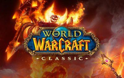 World of Warcraft – Classic World First Race Live auf Twitch